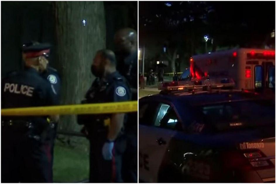 HOROR NA ROĐENDANSKOJ ZABAVI: Troje dece povređeno u pucnjavi u Torontu, jedno je životno ugroženo VIDEO