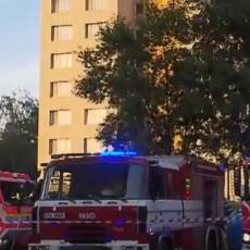 HOROR! STRAVIČAN POŽAR U ČEŠKOJ: Stradalo 11 osoba, ljudi iskakali kroz prozor, PREMINULO TROJE DECE (VIDEO)