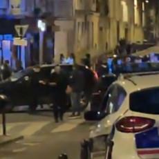 HOROR U PARIZU! Autom u punoj brzini uleteo u baštu restorana - ima mrtvih i povređenih (VIDEO)