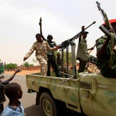 HOROR U SUDANU: Pronađeno 50 tela žrtava rata! Neki ubijeni sekirom
