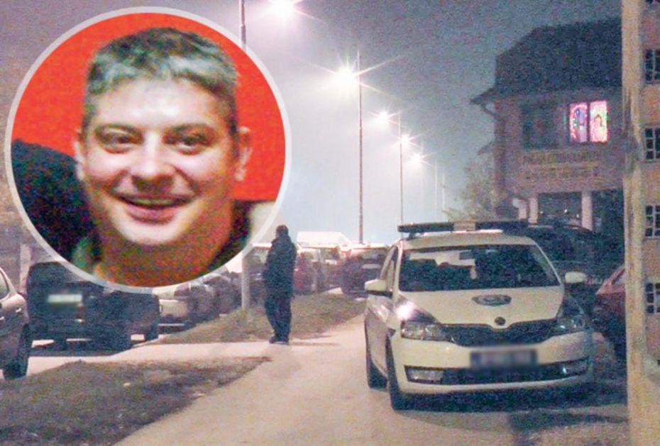 HOROR U TOALETU ŠABAČKOG KAFIĆA! UBIO SE POLICAJAC (45): Popio piće s kolegama, pa  pucao sebi u slepoočnicu!