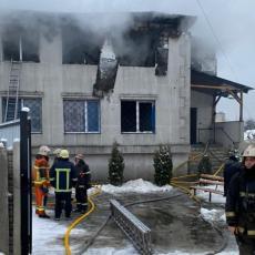 HOROR U UKRAJINI: U požaru u domu za stare stradalo najmanje 15 ljudi (VIDEO)