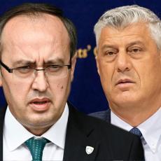 HOTI NE DA MESTO PREGOVARAČA TAČIJU! Evo ko će voditi dijalog između Beograda i Prištine