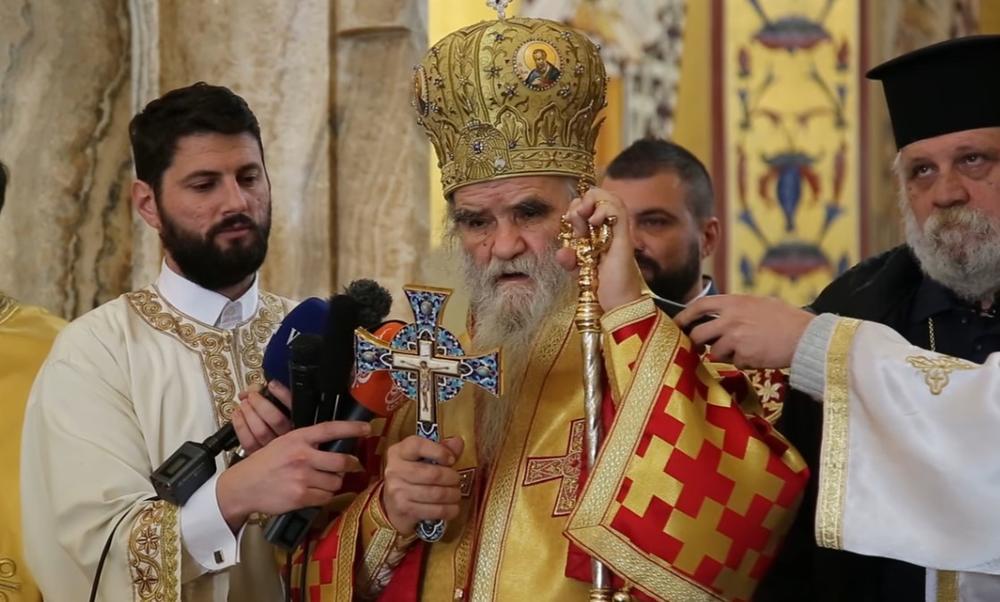HRISTOVO ROĐENJE SLAVI SE DANAS ŠIROM BALKANA: Božićne liturgije služene i u Zagrebu, Sarajevu, Podgorici... MIR BOŽJI!