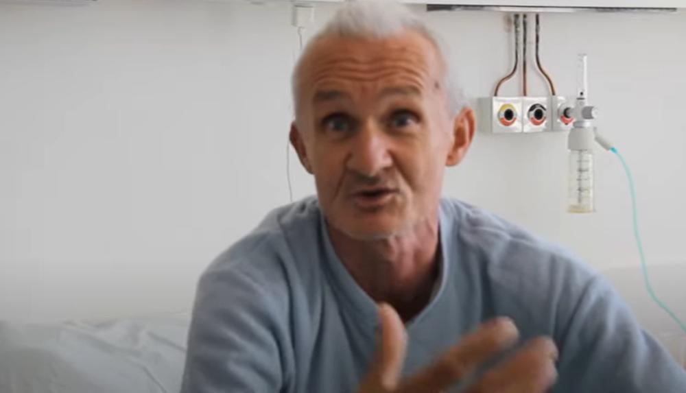 HRVAT OBJASNIO BORBU SA VIRUSOM: Ovo nije korona, ovo je sotona nad sotonama! Nisam mislio da ću dočekati jutro (VIDEO)