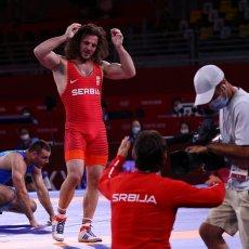 HRVAT SE OGLASIO: On je ljigav borac Ovako opisao srpskog rvača koji ga je patosirao za medalju