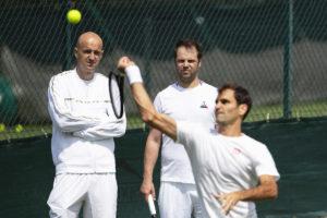 """HRVAT U FEDEREROVOM TIMU LJUT """"Psovao sam, RODŽER je bio bolji od Novaka, a nije pobedio"""""""