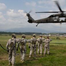 HRVATI PODRŽAVAJU TERORISTE: Povećavaju broj vojnika za tri puta, hoće da pošalju borbenu četu na Kosovo!