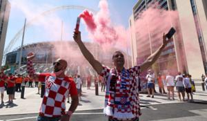 HRVATI U DELIRIJUMU ZBOG ĐOKOVIĆA: Slavili pobedu srpskog tenisera u finalu! (VIDEO)
