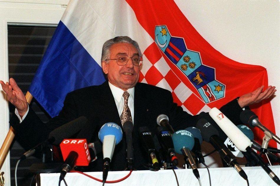 HRVATIMA NIKAD DOSTA TUĐMANA: Akademici traže da poznati institut ponese ime prvog predsednika Hrvatske