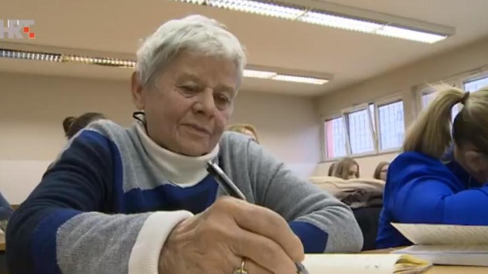 HRVATSKA BAKA (75) NA KORAK DO TREĆE DIPLOME: Jadranka i dalje ima tremu pred ispit (VIDEO)