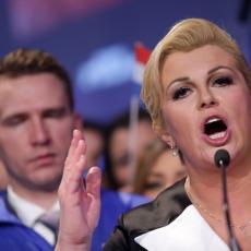 HRVATSKA JE NENORMALNA ZEMLJA! Zvanična Srbija žestoko odgovorila Kolindi na provokacije!
