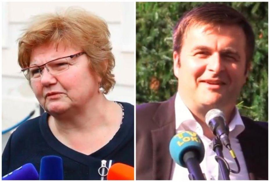 HRVATSKA MINISTARKA A NOVINARIMA: Volite vi mene malo... Na provokaciju šta, ministar energetike bez dlake na jeziku dobacio: JE.ATI!