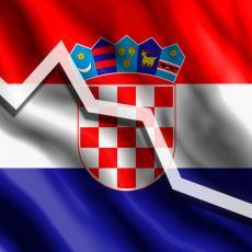 HRVATSKA POTONULA U EVROPSKOJ STATISTICI: Hrvati kupuju sve manje, korona kriza opasno udara po džepu