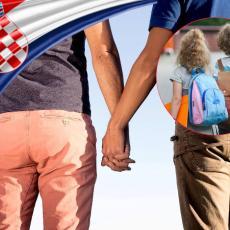 HRVATSKA PROTIV DA ISTOPOLNI BRAKOVI USVAJAJU DECU! Spremili su žalbu na odluku suda, neće se predomisliti