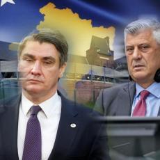 HRVATSKA SPREMILA PAKLENI PLAN! Milanović pruža garancije za Tačija i ostale optuženike - puštaju ih na slobodu!