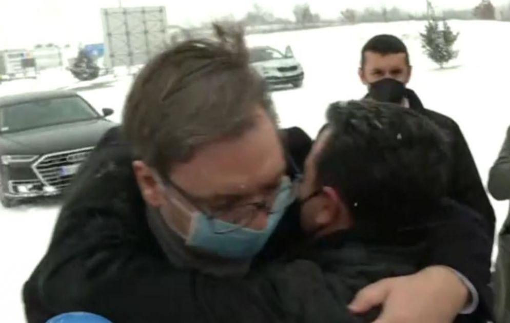 HRVATSKI SAJT ODAO PRIZNANJE PREDSEDNIKU SRBIJE: Velika diplomatska pobeda Vučića, donirao vakcine Makedoncima!