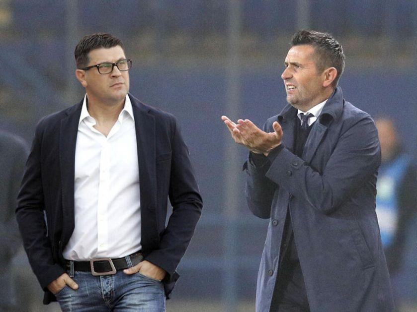HRVATSKI TRENER ODUŠEVLJEN SRBINOM: Miloje i ja ličimo, radi se o odličnom treneru i normalnom čoveku koga veoma cenim!