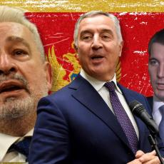 HTELI DA PREVARE ČITAVU NACIJU! Kada je otkriven tajni sastanak Mila, Krivokapića i Bečića - jednim saopštenjem pokušali da se OPERU