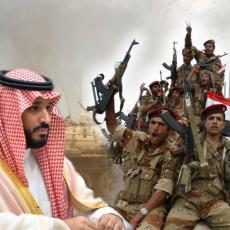 HUTI NAPALI SAUDIJSKI GRAD: Vojska u zadnji čas sprečila pokolj, u toku je i krvava bitka za Marib (VIDEO)
