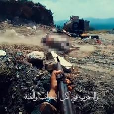 HUTI OBJAVILI UZNEMIRUJUĆI SNIMAK BORBE: Zabeležili svaki detalj, rat na frontu u prvom licu (VIDEO)