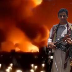 HUTI POGODILI PRAVO U SRCE Gori naftni gigant, Saudijci pretrepeli strahovite gubitke (VIDEO)