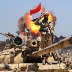 HUTI UZELI OGROMAN PLEN: Glavna baza je u njihovim rukama, jemenske snage potučene do nogu (VIDEO/MAPA)