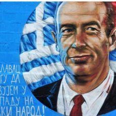 HVALA TI, BRATE NAŠ! Hrabri Grk koji je odbio da bombarduje Srbiju, dobio ulicu u Nišu (FOTO)