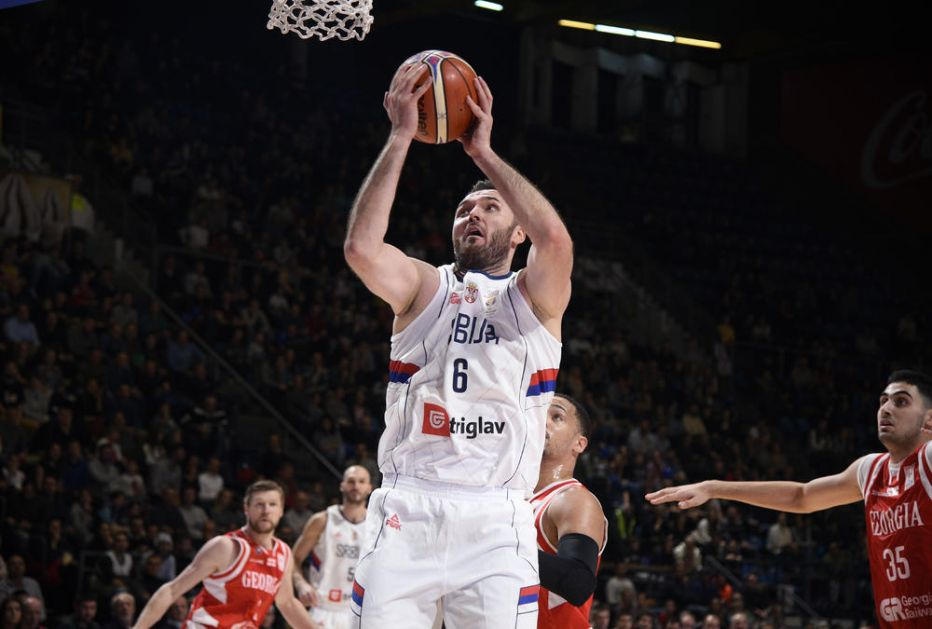 HVALA ZA SVE ŠTO SI URADIO ZA SRBIJU: Košarkaški savez Srbije se lepom porukom oprostio od igračke karijere kapitena