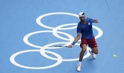 Hačanov prvi finalista olimpijskog turnira