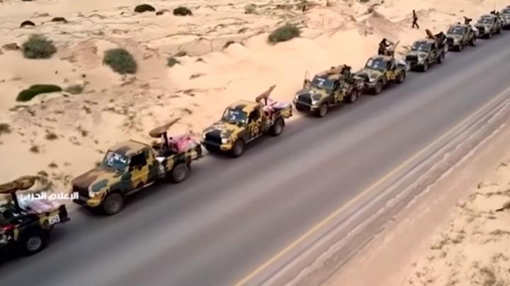 Haftarove snage pred Tripolijem - ZAUZET AERODROM