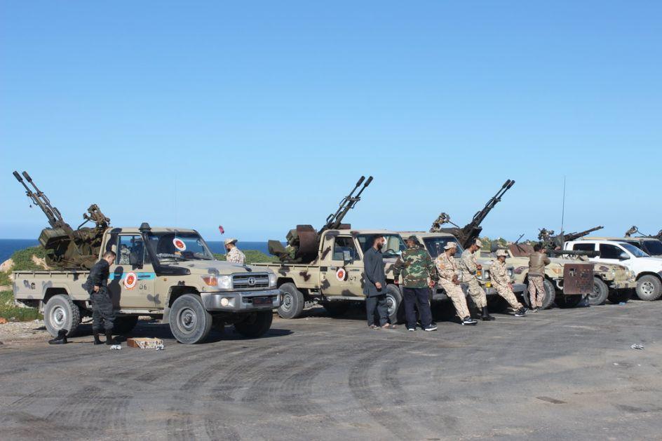 Haftarove snage zatvorile libijsku granicu sa Alžirom