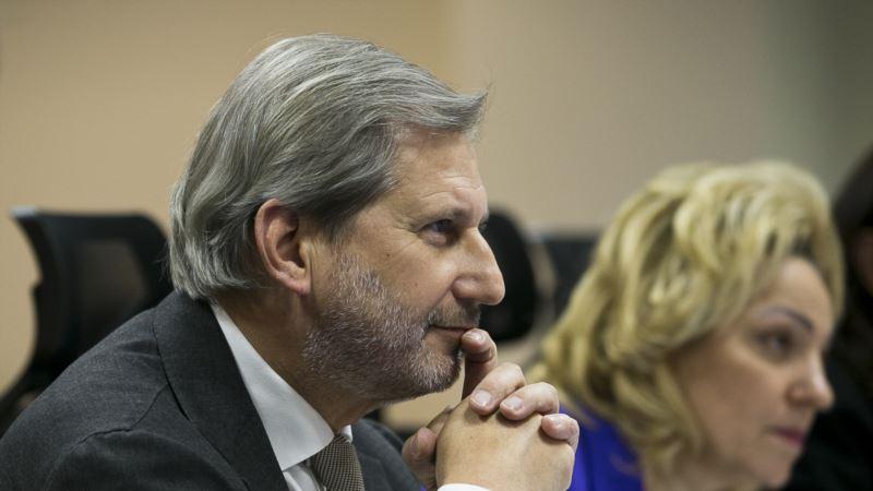 Hahn: Pregovori Srbije i Kosova trebali bi biti poput izbora za papu