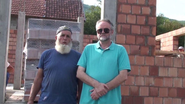Hajrat završio zidanje kuće porodice gašanin