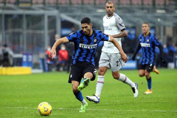 Hakimi blistao protiv Mihine Bolonje, Inter stigao do rutinske pobede, pogodio i Lukaku (video)