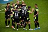 Haland dvostruki strelac, Dortmund deklasirao Verder