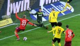 Haland promašio čist gol sa 2m VIDEO