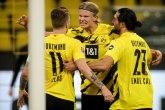 Haland promašivao, Dortmund pobedio – vukovi grabe ka LŠ VIDEO
