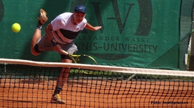 Hamad Međedović osvojio ITF u Berlinu