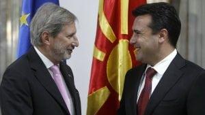 Han ne vidi potrebu za novim izborima u Makedoniji