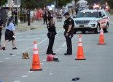 Haos na Paradi ponosa: Kamion udario dva učesnika; jedan preminuo  FOTO/VIDEO