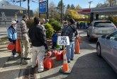 Haos u Americi: Redovi za gorivo, naftni gigant još paralisan VIDEO