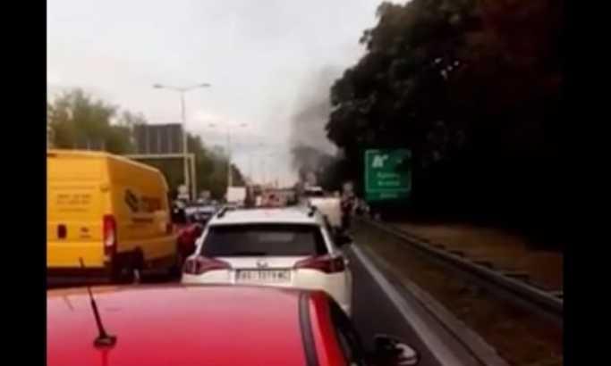 Haos u saobraćaju u Beogradu, na ostalim putevima počinje