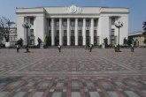 Kraj drame u zgradi vlade: Muškarac koji je pretio da će aktivirati bombu uhapšen VIDEO