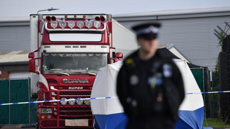 Hapšenja policije Vijetnama u okviru istrage o britanskom kamionu
