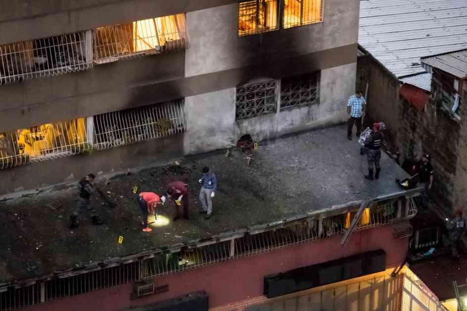 Hapšenja u Venecueli zbog pokušaja atentata na Madura
