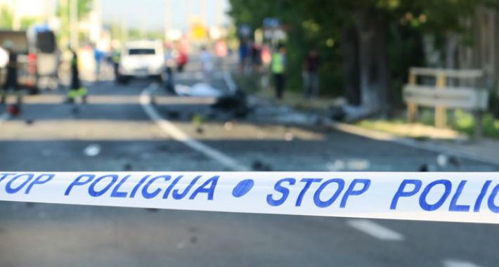 Hapšenje u Bijelom Polju: Mladić osumnjičen za izazivanje saobraćajne nesreće u kojoj je poginuo motociklista