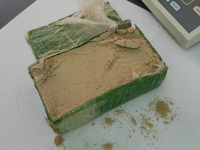 Hapšenje u Prokuplju zbog kilograma heroina