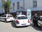 Hapšenje zbog krađe dva televizora i mobilnog telefona