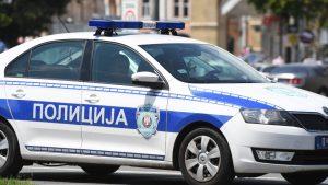 Hapšenje zbog napada na saobraćajnog policajca kod Lazarevca
